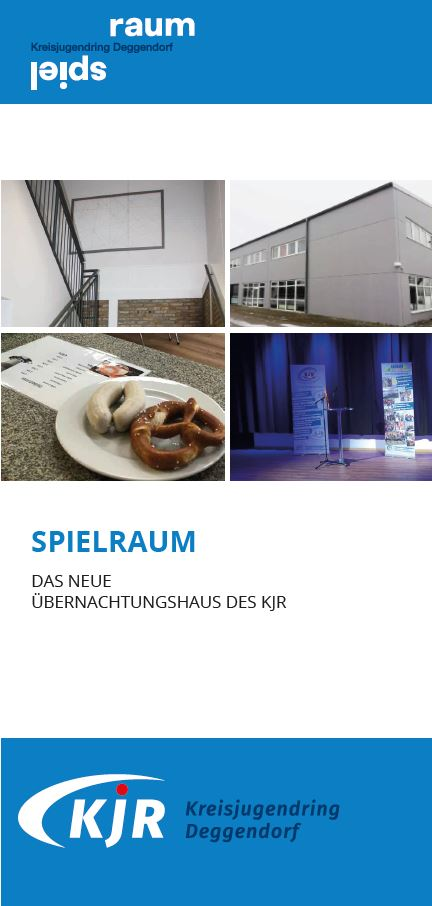 Flyer SpielRaum in Plattling